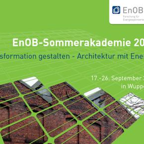 EnOB-Sommerakademie 2013