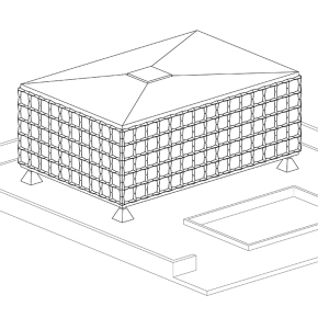 CAD_SS19_Rekonstruktion_Beinecke Library