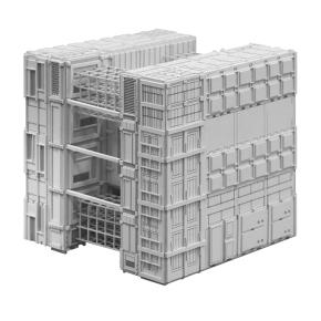 CAD_SS19_Casa del_Fascio_Modelfoto