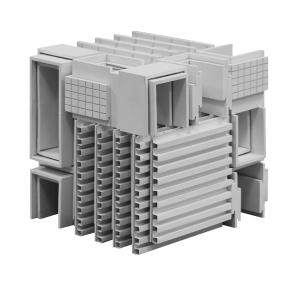 CAD_SS19_Dreischeibenhaus_Modelfoto