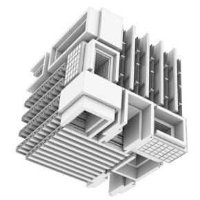 CAD_SS19_Dreischeibenhaus_Render