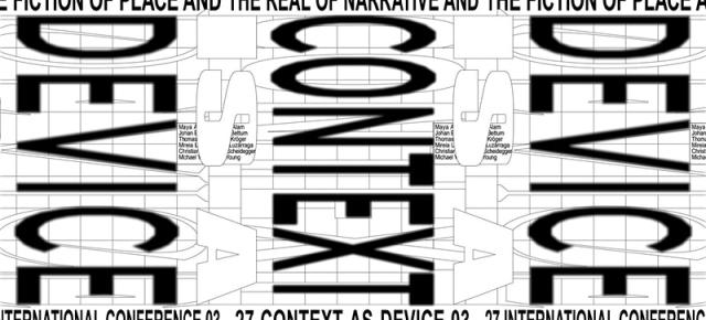 context as device
